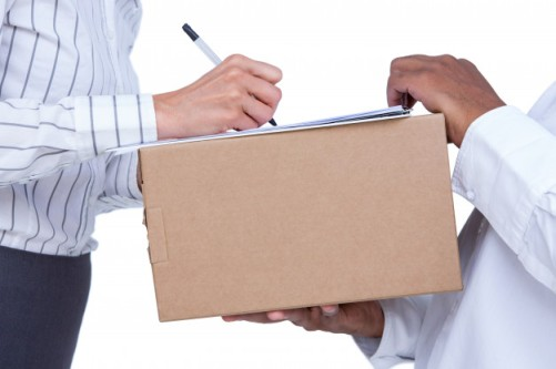 data entry of shipping documents